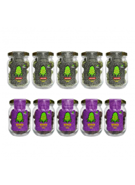 Croc Buds, Purple Croc, Croc Kush - ATACADO 10 unidades