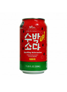 Refrigerante Importado Coreano Melancia