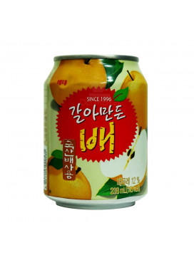 Suco Importado Coreano Pêra 238ml