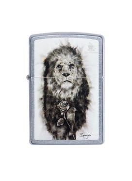 Isqueiro Zippo 49088 Spazuk Lion