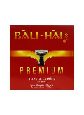 Folhas de Alumínio Bali-Hai
