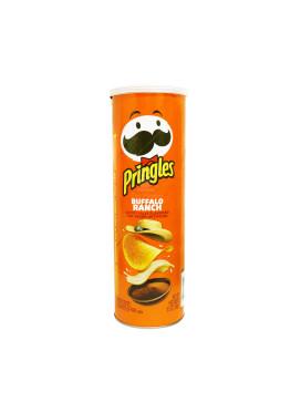 Batata Pringles Importada E.U.A Buffalo Ranch