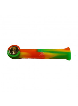 Pipe de Silicone Colorido