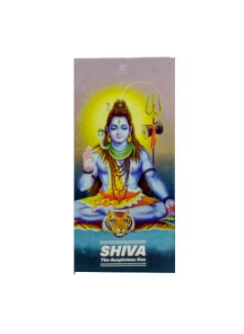 Seda Snail Hindu Shiva King Size c/ Piteira