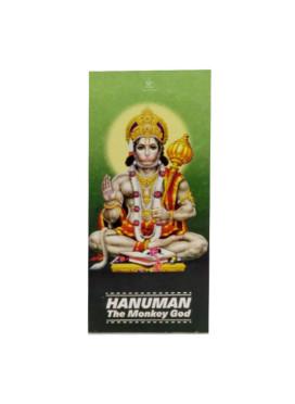 Seda Snail Hindu Hanuman King Size c/ Piteira