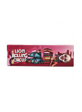 Seda Cherry Lion Rolling Circus 1 1/4