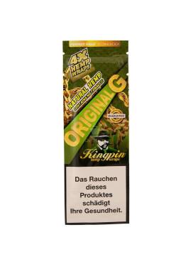 Blunt Kingpin Hemp ORIGINAL G - 1 pack 4 unidades - IMPORTADA