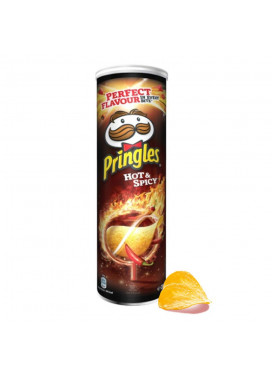 Batata Pringles Hot & Spicy - IMPORTADA
