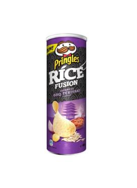 Batata Pringles Rice Fusion Japanese BBQ Teriyaki - IMPORTADA