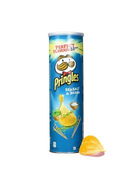 Batata Pringles Sea Salt & Herbs - IMPORTADA