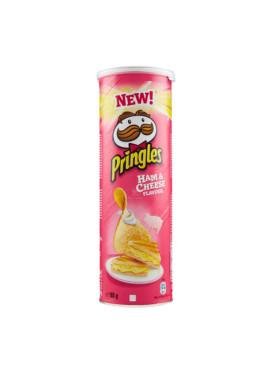 Batata Pringles Ham & Cheese Flavour - IMPORTADA