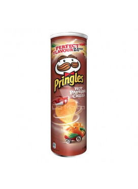 Kit Batata Pringles Importadas Da Bélgica - 8 Unidades