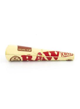 Cone Raw 1 1/4 Organic Hemp