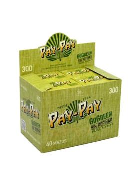 Caixa de Seda Pay-Pay Go Green 300