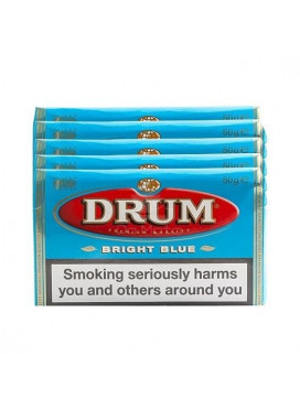 Caixa de Drum Bright Bue - 5 uni