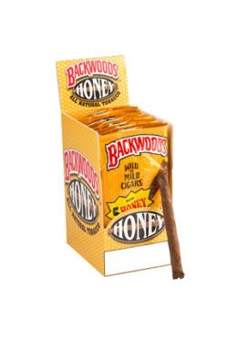 Caixa de Blunt Backwoods Honey