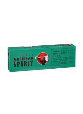 Tabaco American Spirit - Green - Pacote c/ 20 un.