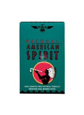 Tabaco American Spirit - Green