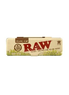 Porta Seda Raw Organic