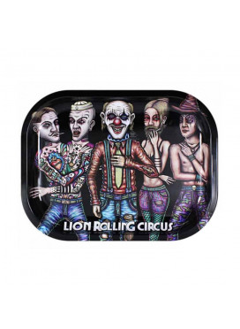 Bandeja Lion Rolling Circus Média Personagens
