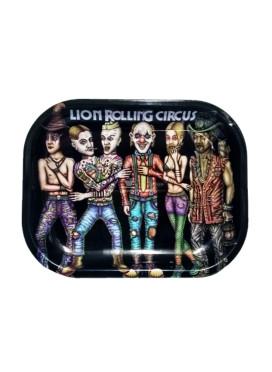 Bandeja Pequena Lion Rolling Circus