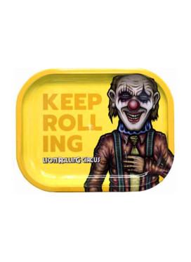 Bandeja Lion Rolling Circus Edgar Allan