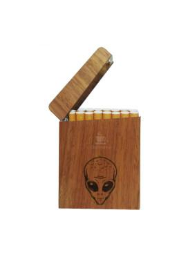 Cigarreira Wood Burning ET