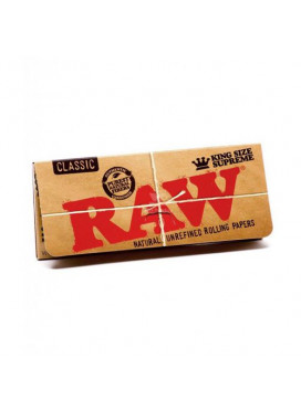 Seda Raw Classic King Size Supreme