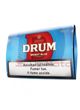 Drum - Bright Blue