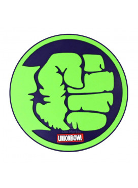 Tapete de Silicone p/ Narguilé Hulk
