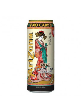 Arizona Green Tea with Ginseng DIET