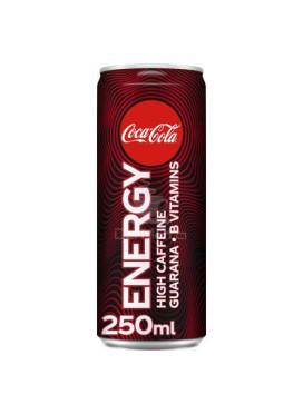Energy Coca Cola Importado Inglaterra