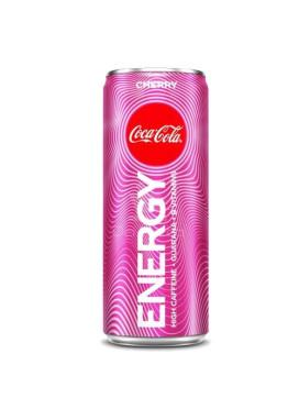 Energy  Coca-Cola Cherry Importado Inglaterra