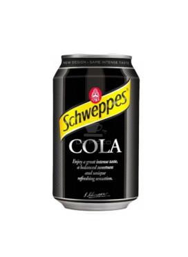 Schweppes Cola Importada Polonia