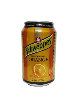 Schweppes Orange Importada Polonia