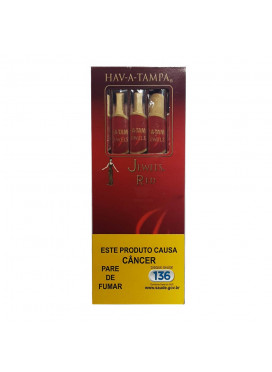 Cigarrilha Hava Tampa Jewels Red
