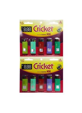 Cartela de Isqueiro Cricket Pequeno