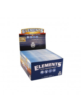 Caixa de Seda Elements - King Size