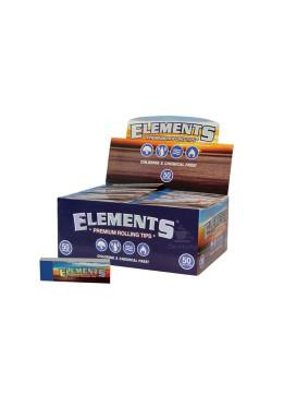 Caixa de Piteira Elements Slim