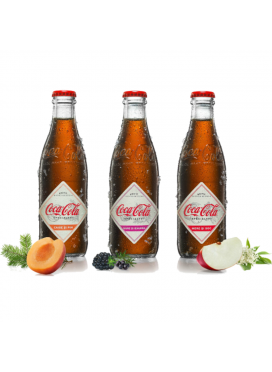 Coca Cola Importada Roménia, Kit Specialty - Garrafa