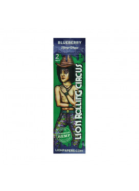 Blunt Lion Rolling Circus Blueberry