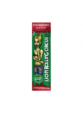 Blunt Lion Rolling Circus Strawberry