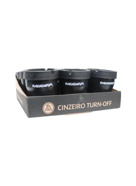 Caixa de Cinzeiro Turn Off Squadafum