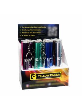 Caixa de Beck Tube Yellow Finger - 16 unidades