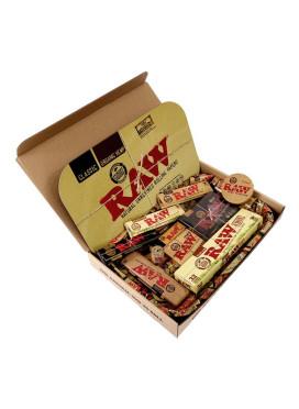 Kit RAW - Colecionador - 11 peças