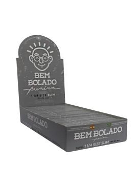Caixa de Seda Bem Bolado Premium 1 1/4 Slim