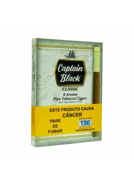 Cigarrilha Captain Black CLASSIC