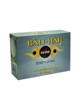 Caixa de Carvão Bali-Hai Silver