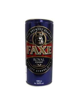 Cerveja Faxe Royal 1000ml