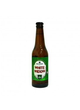 Cerveja Weed or Hemp Hop White Widow Lager 355ml